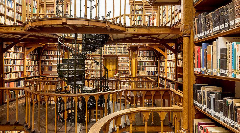 Beste Bibliothek Berlin
