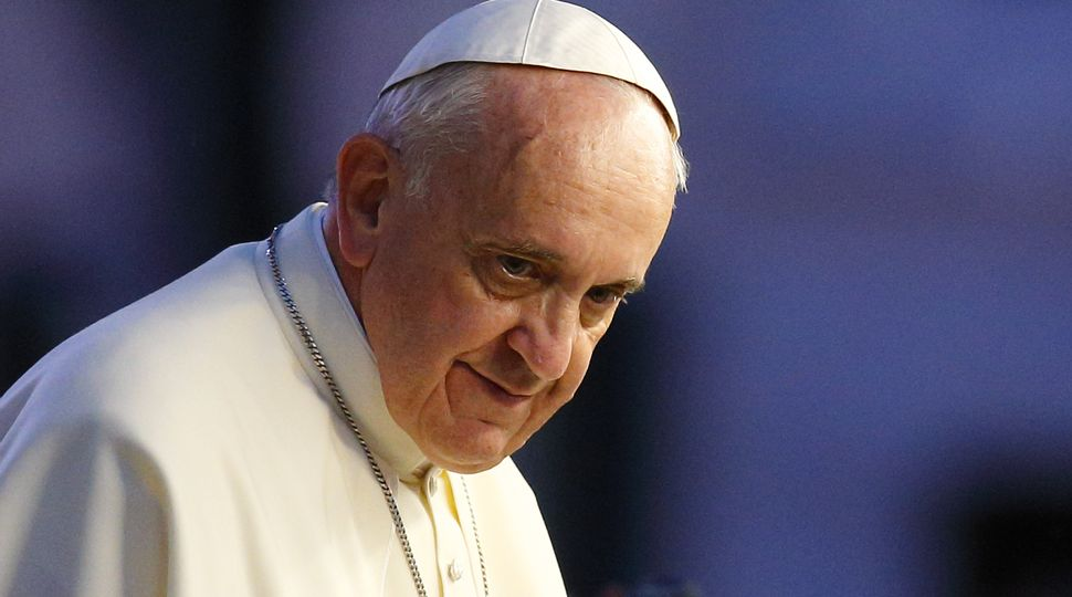 papstportrt nahaufnahme papst franziskus_160707 93 000165jpg - Papst Franziskus Lebenslauf