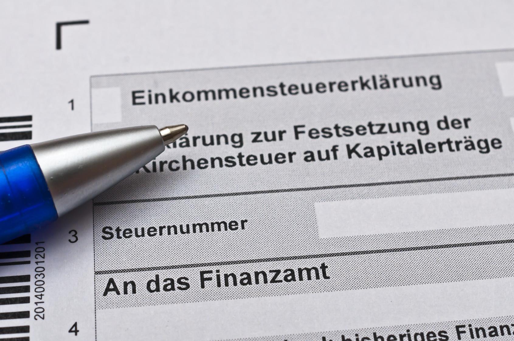 Kirchensteuer Auf Kapitalertragsteuer